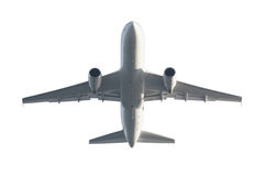 Jet airplane Royalty Free Stock Photo