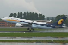 Jet Airways Stock Image