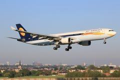 Jet Airways royalty free stock photo