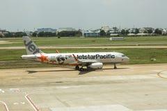 Jet Airways Stock Photo
