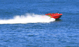 Jet Boat, Australia. Jet Boat in Sydney Harbour, Australia Stock Photography