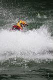 Jet boat racing Stock Images