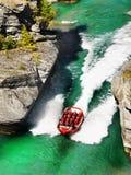Jet Boat Ride Royalty Free Stock Image