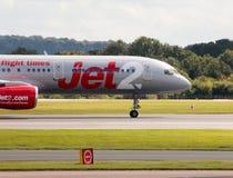 Jet2 Boeing 757 Arkivbilder