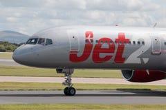 Jet2 Boeing 757 Arkivbild