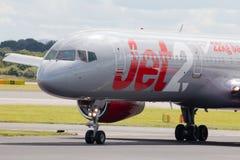 Jet2 Boeing 757 Stock Photo