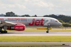 Jet2 Boeing 757 Royalty Free Stock Image