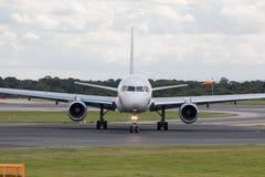 Jet2 Boeing 757 wakacje Zdjęcie Stock