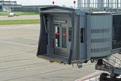 Jet-Brücke Lizenzfreie Stockbilder