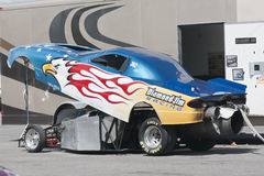 Jet car Royalty Free Stock Images