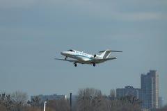 Jet CJ3 de citation de Cessna 525B Photos stock