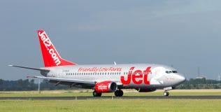 Jet2 COM Στοκ φωτογραφία με δικαίωμα ελεύθερης χρήσης