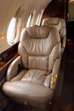 Jet corporativo Foto de archivo libre de regalías