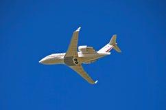 Jet corporativo moderno Fotografie Stock Libere da Diritti