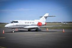 Jet corporativo privado foto de archivo