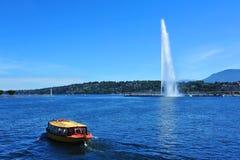 Jet d'eau Royalty Free Stock Image