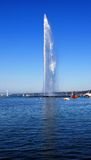 Jet d'Eau Stock Photos