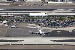 Jet de cargaison Image stock