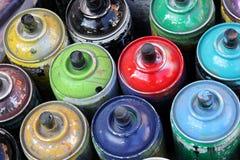 Jet de couleur Photographie stock