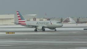 Jet de Delta Airlines clips vidéos