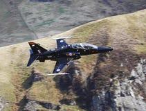 Jet de faucon de T2 de systèmes de BAE Photographie stock