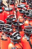 Jet de pompe à eau Photographie stock
