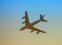 Jet de Tanket Fotografía de archivo