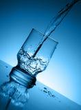 Jet del agua Imágenes de archivo libres de regalías