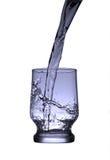 Jet del agua Imagen de archivo libre de regalías