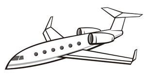 Jet del asunto libre illustration