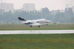 Jet del negocio Imagenes de archivo