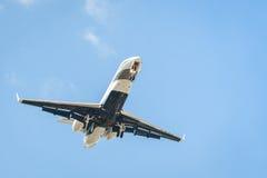 Jet del negocio corporativo Imagenes de archivo