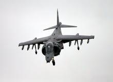 Jet del Sea-Harrier Imagen de archivo
