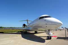 Jet di affari Immagini Stock Libere da Diritti