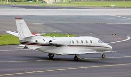 Jet di affari Immagini Stock