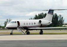 Jet di affari Fotografie Stock