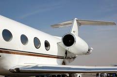 Jet di Bussines Fotografia Stock
