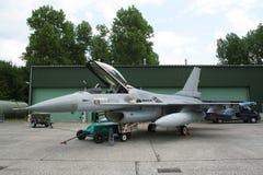 Jet di caccia F-16 Immagini Stock Libere da Diritti