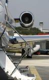 Jet di lusso Immagini Stock Libere da Diritti