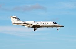 Jet di lusso Immagine Stock Libera da Diritti