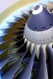 Jet engine stock images