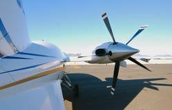 Jet engine Royalty Free Stock Image