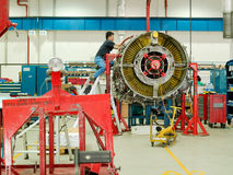 Free Jet Engine Stock Photo - 21508690