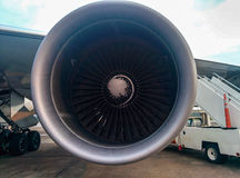 Jet Engine stockbilder