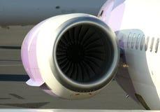 Jet Engine Foto de archivo libre de regalías