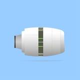 Jet Engine Photos libres de droits