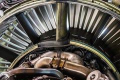 Jet Engine Lizenzfreies Stockfoto