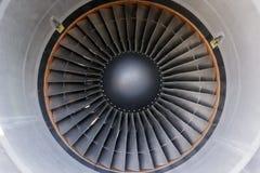 Jet Engine Royalty-vrije Stock Afbeeldingen