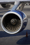 Jet engine Stock Photos