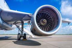 Jet Engine Photographie stock libre de droits